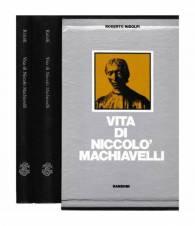 Vita di Niccolò Macchiavelli (2 vol.)