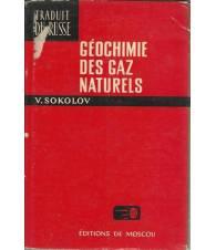 GEOCHIMIE DES GAZ NATURELS