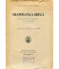 Grammatica greca - ridotta alle nozioni fondamentali ad uso delle scuole