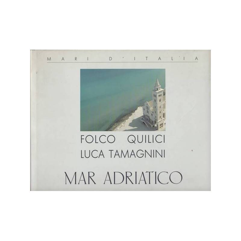 Mari d'Italia (2 volumi). Mar Adriatico - Mar Jonio e Mar di Sicilia