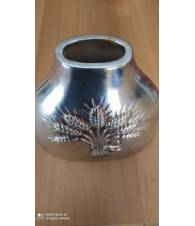 Vaso in metallo
