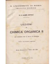Lezioni di chimica organica II. Parte I: Le funzioni organiche.