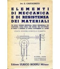 Elementi di meccanica e di resistenza dei materiali