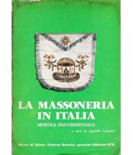 La massoneria in Italia. Mostra documentaria