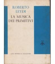 La musica dei primitivi