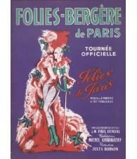 Folies-Bergère de Paris - tournée officielle
