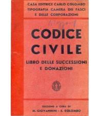 Codice Civile - libro delle successioni e donazioni