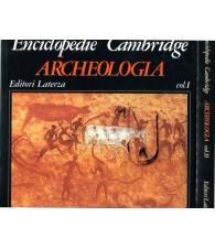 Enciclopedie Cambridge. Archeologia (2 volumi)
