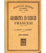 Grammatica Ed esercizi francesi