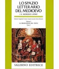 Lo spazio letterario del Medioevo. Il Medioevo latino: 1\1