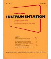 Marconi instruments. A Technical Information Bulletin. Vol. 9 - N. 4 - Dic. 1963