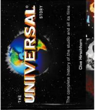 The Universal Story. The complete history of the studio and all its films