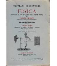 Trattato elementare di fisica - Volume primo