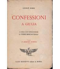 Confessioni A Giulia