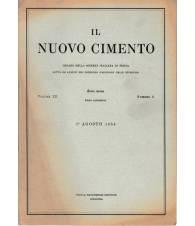 Il nuovo cimento. Vol. XII Serie nona N.2 Agosto 1954