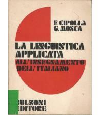 LA LINGUISTICA APPLICATA ALL'INSEGNAMENTO DELL'ITALIANO