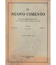 Il nuovo cimento. Vol. XII Serie nona N.4 Ottobre 1954