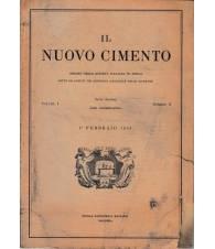 Il nuovo cimento. Vol. I Serie decima N.2 Febbraio 1955