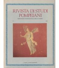 Rivista di Studi Pompeiani. II. 1988.