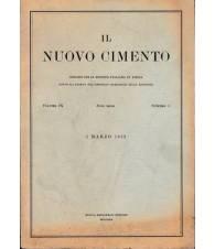 Il nuovo cimento. Vol. IX Serie nona N. 3 Marzo 1952
