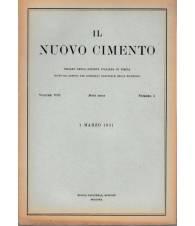 Il nuovo cimento. Vol. VIII Serie nona n. 3 Marzo 1951