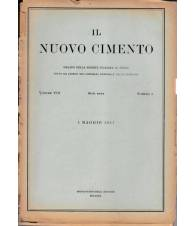 Il nuovo cimento. Vol. VIII Serie nona n. 5 Maggio 1951