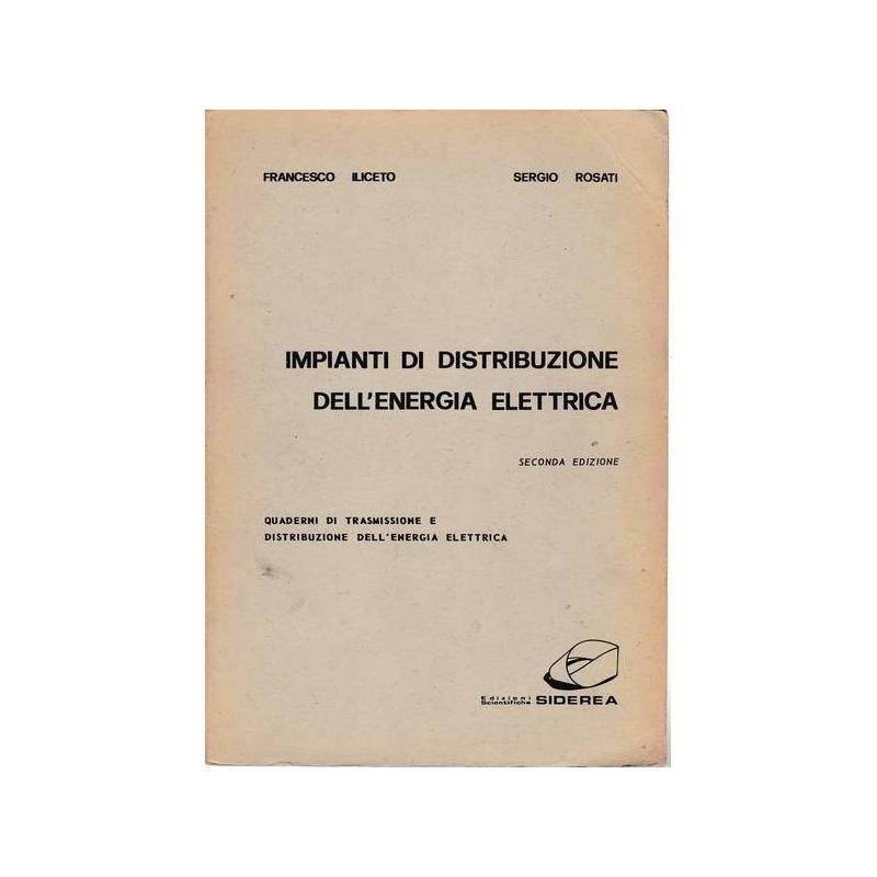 Impianti di distribuzione dell'Energia Elettrica