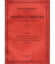Supplemento al Volume XII Serie IX del Nuovo Cimento N. 2 1954