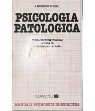 Psicologia patologica