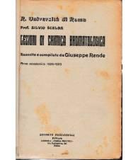 Lezioni di chimica bromatologica