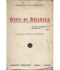 GESTI DI BELLEZZA