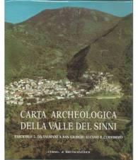 CARTA ARCHEOLOGICA DELLA VALLE DEL SINNI - Fascicolo 2