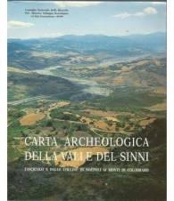 CARTA ARCHEOLOGICA DELLA VALLE DEL SINNI - Fascicolo 3