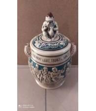 Vaso austriaco in ceramica