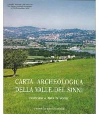 CARTA ARCHEOLOGICA DELLA VALLE DEL SINNI - Fascicolo 4