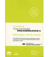 Certified Macromedia Dreamweaver 4: Developer