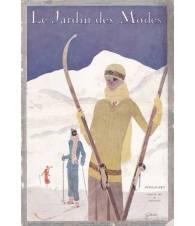 Le Jardin des Modes. Revue mensuelle. N. 101. Dicembre 1927
