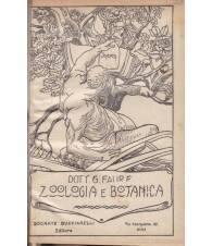 Zoologia e botanica