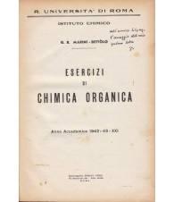 Esercizi di chimica organica