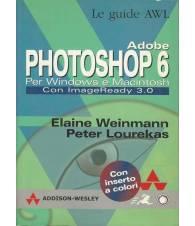 ADOBE PHOTOSHOP 6 PER WINDOWS E MACINTOSH