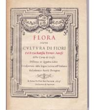 Flora overo Cultura di Fiori. (Anastatica)