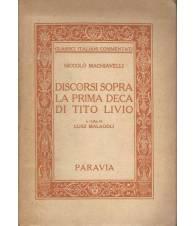 Discorsi sopra la prima deca di Tito Livio
