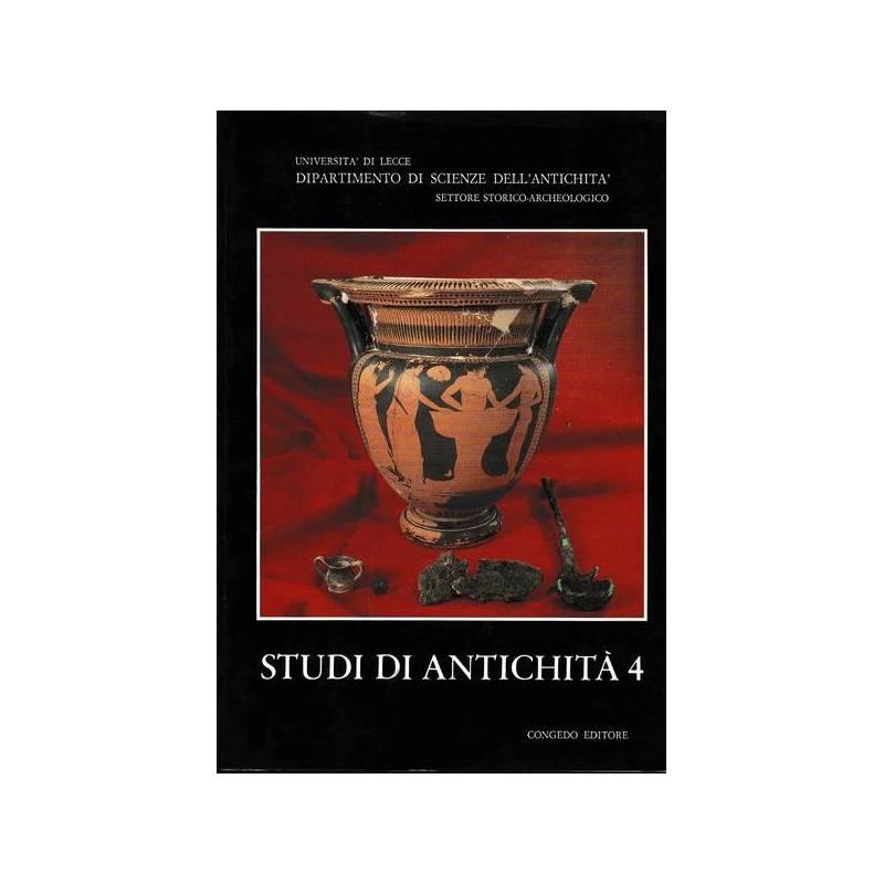 Studi di antichità: 4