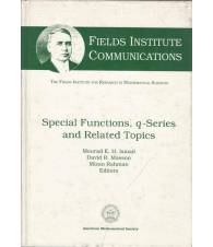 SPECIAL FUNCTIONS, q-SERIES AND RELATED TOPICS