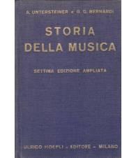 Storia della Musica. Settima edizione ampliata.