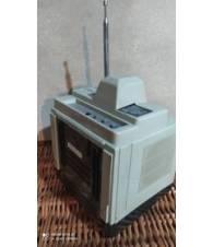 Tv antica portatile Lenoir 6010