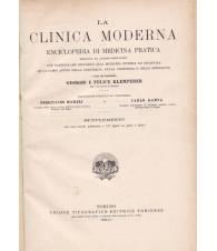 La clinica moderna - Enciclopedia di medicina pratica. Supplemento.