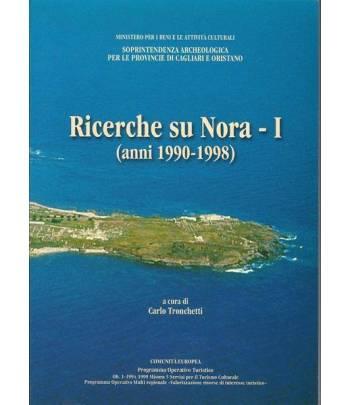 RICERCHE SU NORA - 1 (anni 1990-1998)