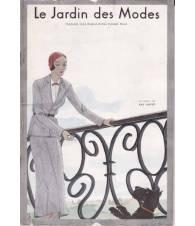 Le Jardin des Modes. XI. N. 139. 15 Febbraio 1931.
