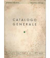 CATALOGO GENERALE PIANTE PACINI S.A. - ROMA